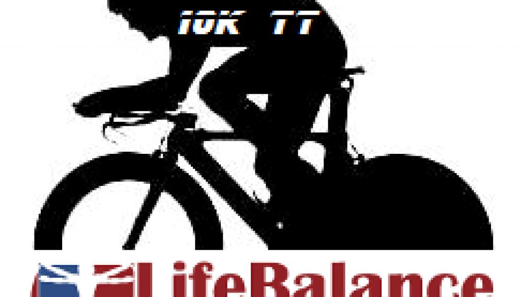 Life Balance Sports 10K TT logo